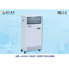 Hospital mobile air disinfector
