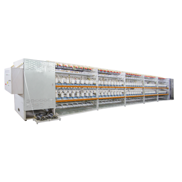 Textile machinery Elastic Covering Machine