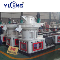 Yulong Xgj560 Pine Pellet Chips Membuat Mesin