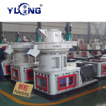 Yulong Xgj560  Pine Pellet Chips Making Machine
