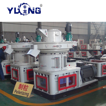 Yulong Xgj560 palmkorrel houtpelletsmachine