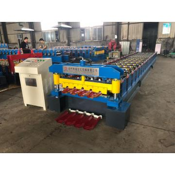 Colored sheet roof panel construction building machinery