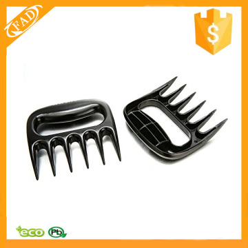 Excellent quality for for Silicone BBQ Meat Claw,Meat Shredding Claws,Pulled Pork Claws Hot Selling Heat Resistance Meat Claws for Barbecue supply to Cambodia Factory