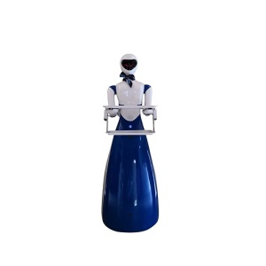 Top for Robot Waiter For Restaurant Delivery Food for Restaurant supply to Kuwait Manufacturers