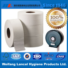 Good Quality for Supply Various Toilet Jumbo Roll,Toilet Paper Jumbo Roll,Jumbo Roll Toilet Paper,Jumbo Toilet Tissue Roll of High Quality Bulk hotel toilet tissue jumbo roll export to Yemen Factory