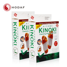 Natural plant good quality KINOKI aroma foot patch