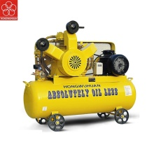 500L 3 cylinder oil free portable air compressor