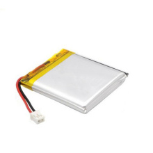 lithium battery pack 605068 2000mah 3.7v li-ion polymer