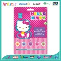 HELLO KITTY digital paint set