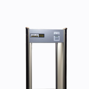 33 nzvimbo dzeLCD screen walkthrough metal detector (JT-3300)