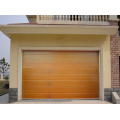 Exterior Sectional Garage Door