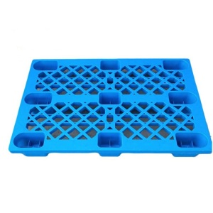 Discountable price for Daily Commodity Injection Mould The Grid Nine Feet Single Board Plastic Pallet supply to Lesotho Factory