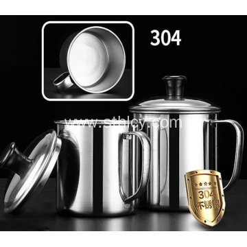 304  Fashion Stainless Steel Light Quality Cup