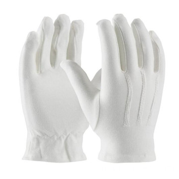 Wear-Resistant Work Cotton Parade Handskar