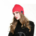 Fashional Wireless Music Beanie Hats Headphone Headband