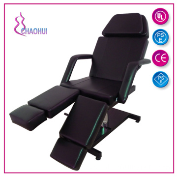 Cheap for White Hydraulic Facial Bed Hydraulic Facial Massage Chair Professional Massage Bed export to India Factories