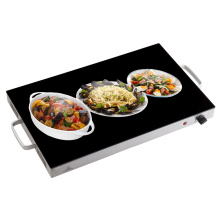 China for Stainless Steel Food Warmer Portable Electric Hot Plate Stainless Steel Warming export to China Macau Exporter