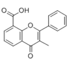 CAS 3468-01-7 do ácido 3-Methylflavone-8-carboxylic