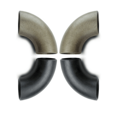 Different degree carbon steel seamless elbow