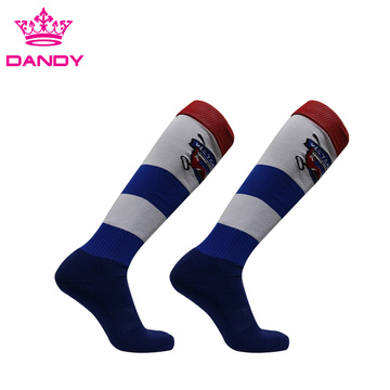 Custom Compression Long Football Socks