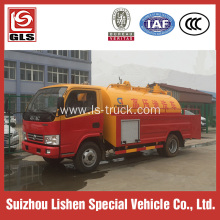 Small High Pressure Cleaning Truck