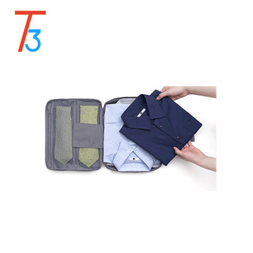Shirt Organizer Travel Tie Storage Pouch Luggage Packing waterproof travel Bag for Men