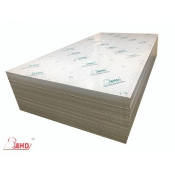 Low price for Pp Copolymer Sheet Polypropylene Plastic Sheet for Electroplating Equipment export to Anguilla Exporter