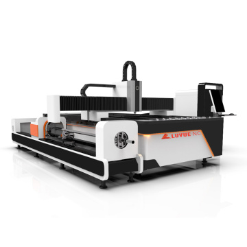 1000W Tube/Pipe Fiber Laser Cutting Machine Price