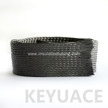Braided Carbon Biaxial Sleeve