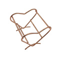 Makeup Blender Sponge Holder Heart Shape Rose Gold