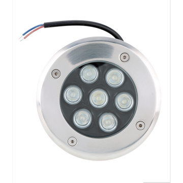 Recessed outdoor led underground light 7watt