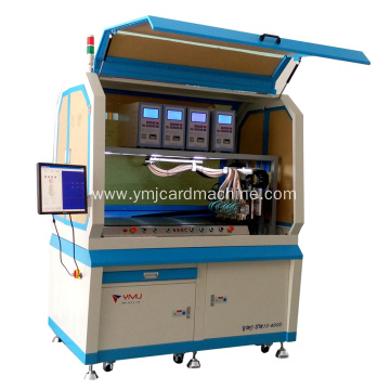 Leading for China Manufacturer of Bonding Machine,Manual Spot Welder,Antenna And Module Welder Contactless Smart Card Wire and Chip Bonding Machine export to Japan Wholesale