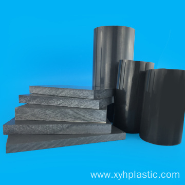 Machined Customized Size Rigid PVC Bar