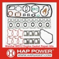 Weichai WD12 Engine Gasket Repair kits