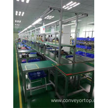 factory customized for Portable Belt Conveyor Small Household Appliances Belt Conveyor Assembly Line export to Indonesia Supplier