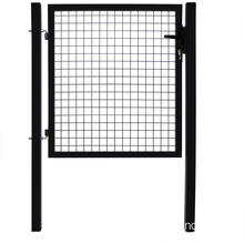 Metal Fence Gate Square