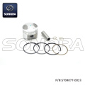 PISTON KIT for SYM PEUGEOT AMA (P/N: ST04077-0023) Top Quality