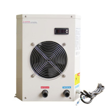 Mini Pool Heat Pump Water Heater Vertical