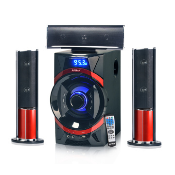 3.1 custom amplifier home theater speaker system