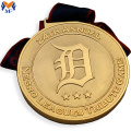 Custom champion leagues metal medal