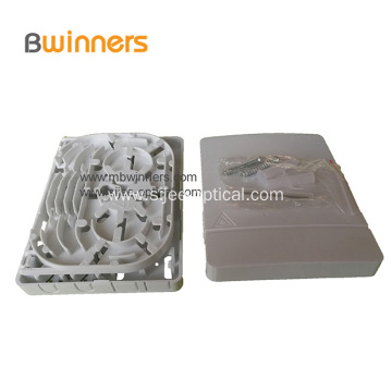 2 Port Ftth Fiber Optic Termination Box