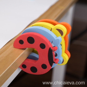 Baby safe soft Eva door stopper
