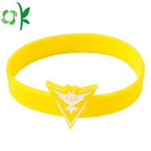 Online Manufacturer for for Custom Engraved Bracelet Unique Design Animal Shape Silicone Bracelet for Souvenir export to Indonesia Suppliers