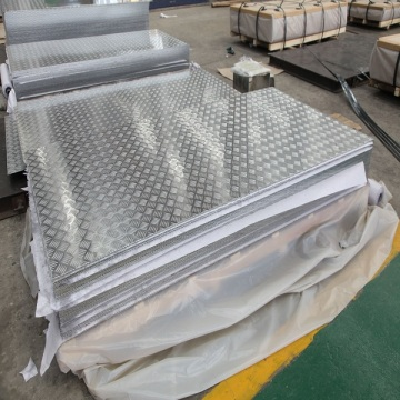 1.5mm Thickness Embossed Aluminum Sheet Weight