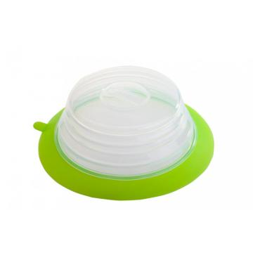 Good Quality for Silicone Platter Topper High Effencicy Eco-friendly Airlight Plate Topper Food Cover supply to Mexico Exporter