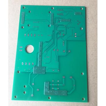 Peelable solder mask thickness