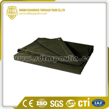 Heavy Duty Cotton Canvas Tarpaulin