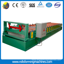 OEM for Glazed Tile rollform machine Automatic Corrugated Sheet Roll Forming Machine supply to Israel Manufacturers