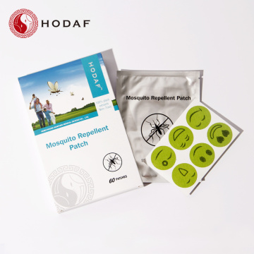 non-woven cloth Anti mosquito patch with CE FDA