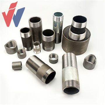 Cast Iron Pipe Nipple with NPT thread